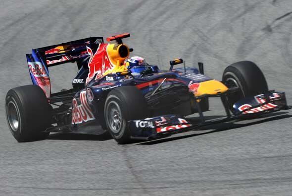 Webber dominó por completo todo el fin de semana, lo único...