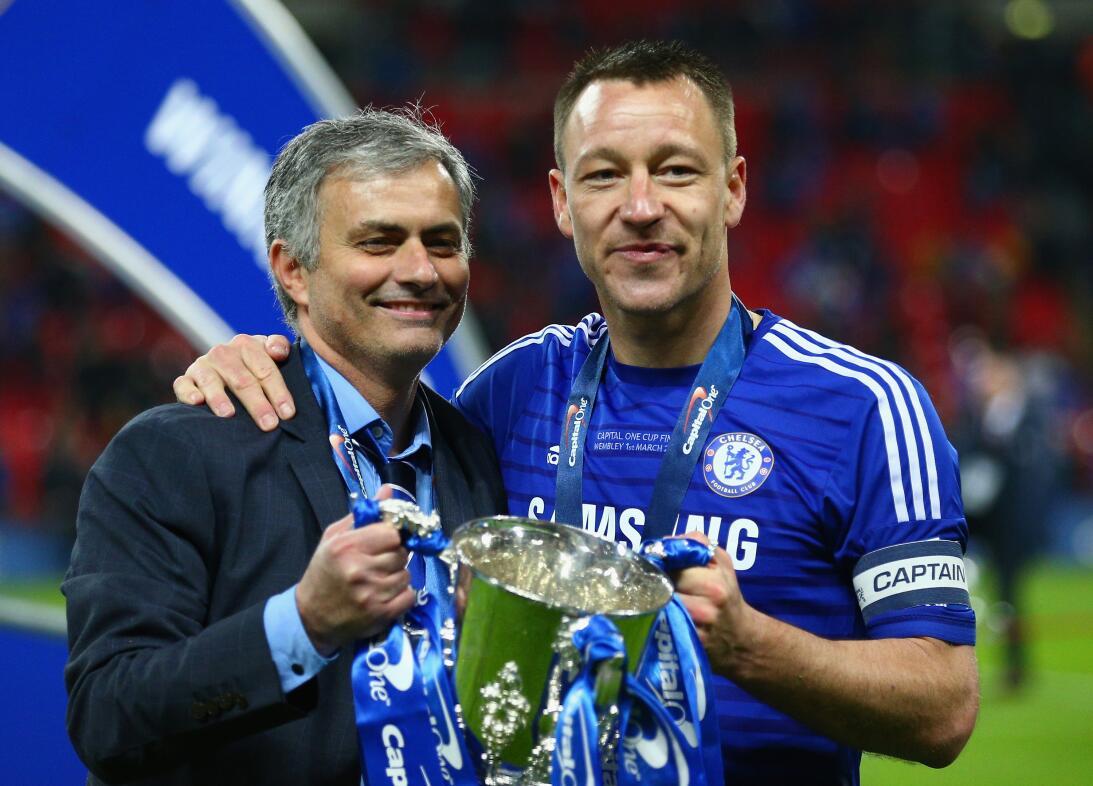 John Terry cederá para siempre la cinta de capitán del Chelsea tras 22 a...