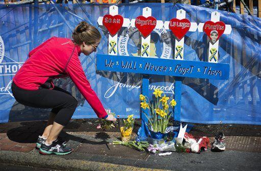 Pues el año pasado (cuando fue el atentado) hubo 27,000 participa...