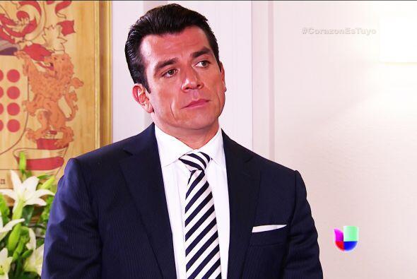 ¿Qué dirá Estefanía, Fernando? Seguramente también está muy preocupada y...