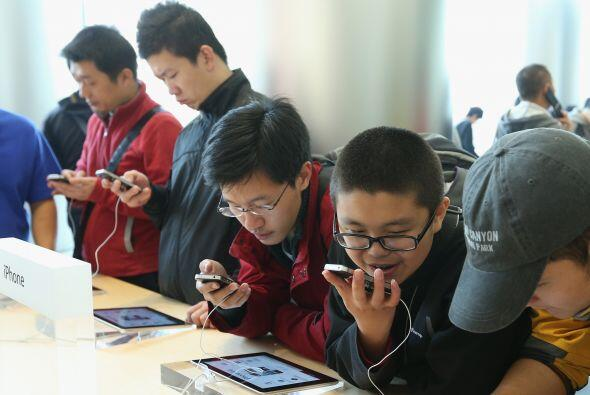A pesar del éxito de sus ventas en China, la compañ&iacute...