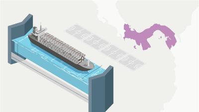 Así cambia el Canal de Panamá
