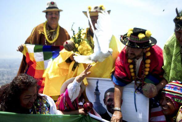El cerro de San Cristóbal es ícono para los peruanos ya que es símbolo d...