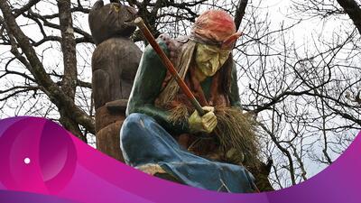 La leyenda de Baba Yaga, la bruja rusa