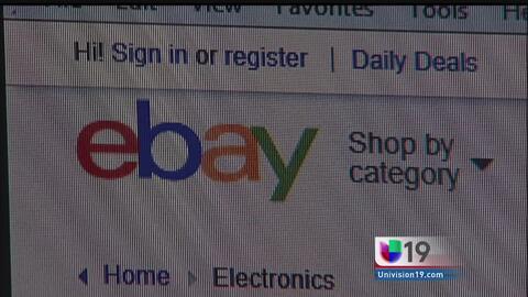 Alerta sobre estafas al comprar autos en eBay