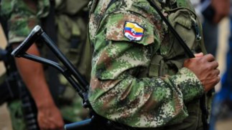 Fuerzas Armadas Revolucionarias de Colombia.