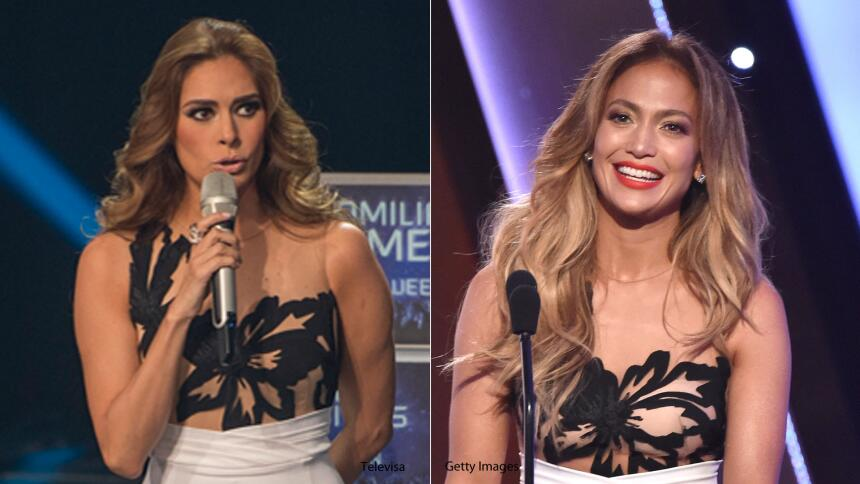Jennifer Lopez Gali Montijo