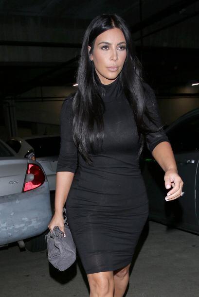 ¿Te imaginas a Kim siendo mami de un nene?