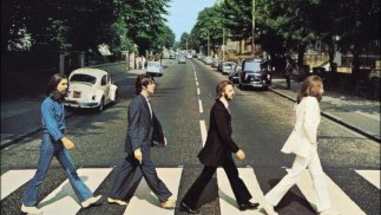 La fotografía del álbum Abbey Road cumple 45 años.