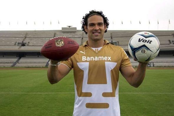 Al igual que Mark Sánchez quien hasta entrenó con el equipo y tuvo una r...