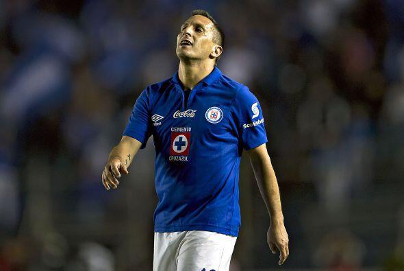 Así concluyó un año más sin títulos de Liga para Cruz Azul, que en su lu...