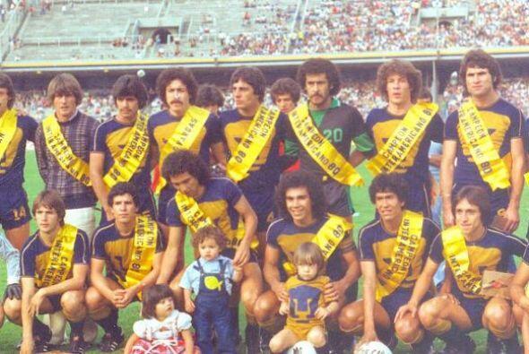 La campaña 80-81 fue una de las más importantes en la historia del club....