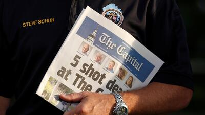 En fotos: Cinco fallecidos en el tiroteo en las instalaciones del diario Capital Gazette en Maryland
