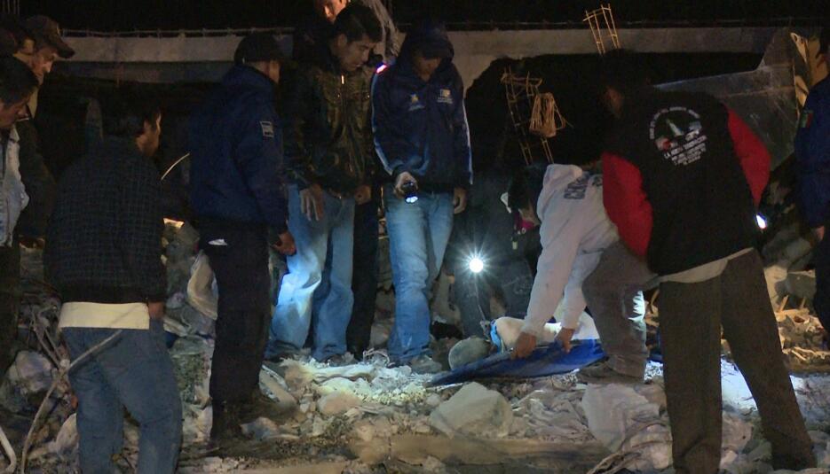 Mueren 14 explosión Puebla