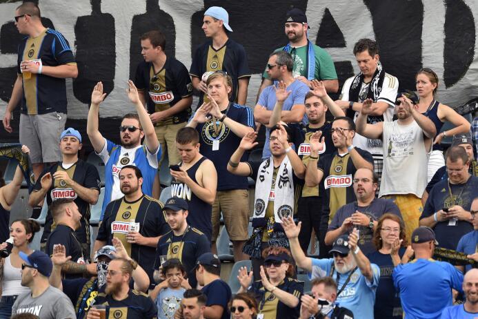 ¡Vuelve la MLS! Conoce a los aficionados de los 22 equipos de la liga PH...