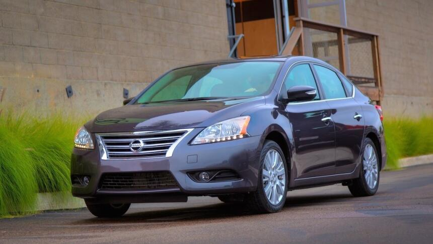 Estos son los autos con el mayor índice de mortalidad en EEUU Nissan-Sen...