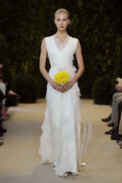 Listones: Siempre harán que una novia tenga un aspecto rom&aacute...