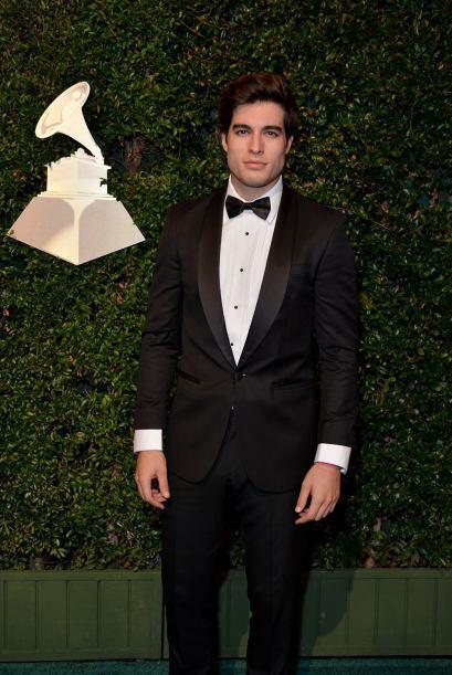 El guapo Danilo Carrera.