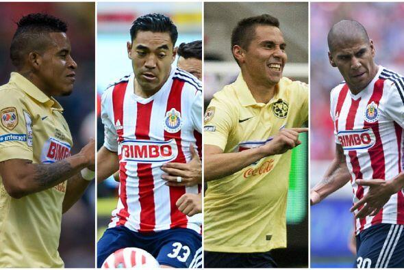 Te presentamos las calificaciones de los jugadores de Chivas y de Am&eac...