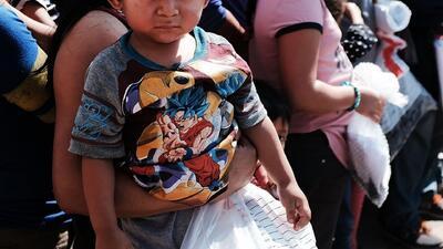 Unicef denuncia que México también detiene a menores migrantes y los separa de sus familias