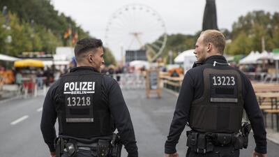 Cómo un pedo se convirtió en el escándalo policial más extraño de Berlín