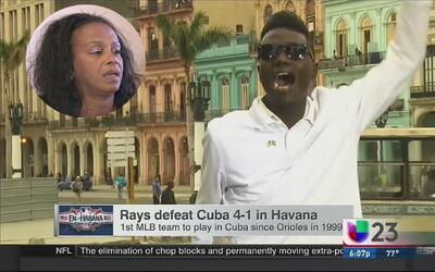 Habla madre de opositor que protestó en TV en vivo