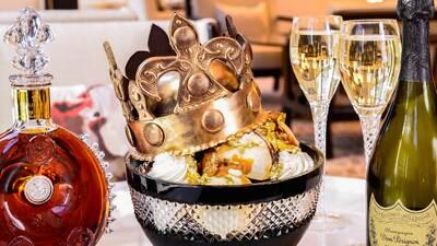 'The Victoria' el sundae más caro de Chicago