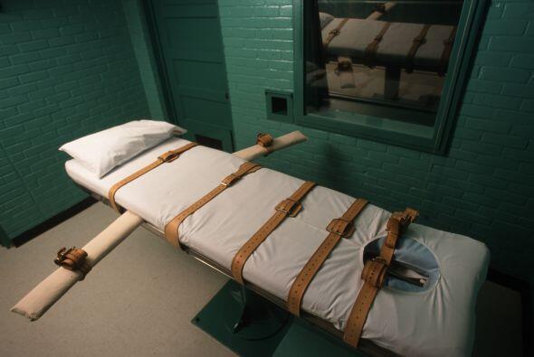 Los críticos de la pena capital argumentan, entre otras cosas, qu...