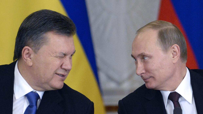 Con Manafort de asesor, Yanukovych dividió a los ucranianos entre pro-ru...