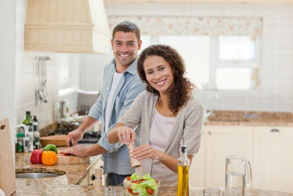 Además, metas cómo comer más sano, serán men...