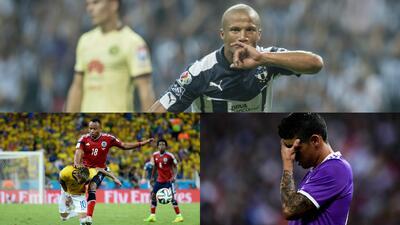 James Rodríguez y otros futbolistas que han sido amenazados de muerte