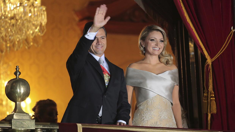 """Opinión: """"Ya chole con la corrupción"""" GettyImages-Pena-Nieto-%26-Wife.jpg"""