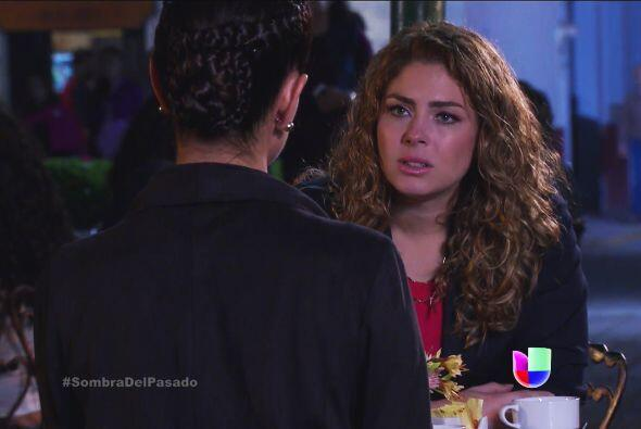"Ya comenzó a dudar si en realidad ama a ""Cristóbal""."