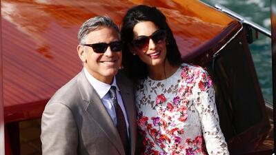 Amal Clooney es la persona más fascinante del 2014