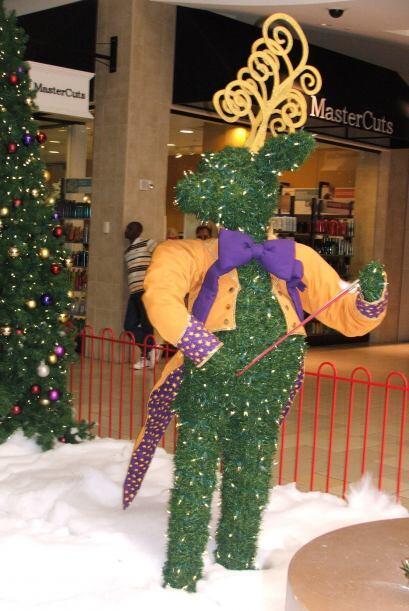 Tal parece que los renos de Santa decidieron también cantar esta Navidad.