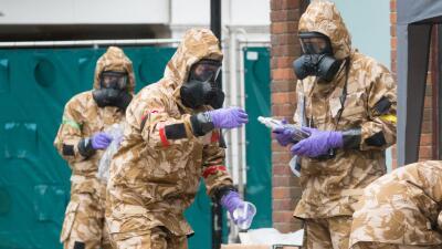 EEUU impondrá sanciones a Rusia por envenenamiento de un exespía ruso exilado en Reino Unido