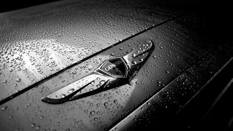 Emblema de Genesis Motors, el nuevo canal de autos de lujo de Hyundai