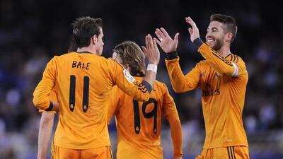 El Real Madrid sentenció otra semana sin cambios en la cima de La Liga.