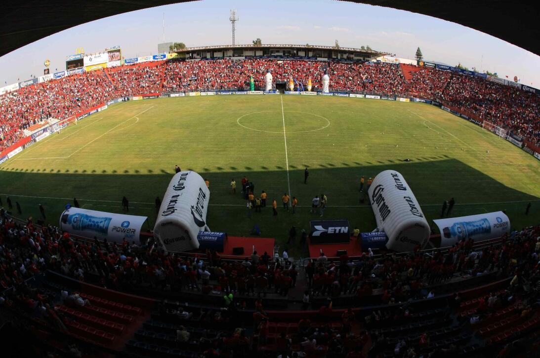 Viejitos pero bonitos: los estadios del recuerdo de la Liga MX 20110423_...