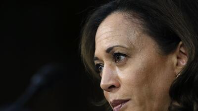 La senadora Kamala Harris se suma a los demócratas que anuncian su candidatura a la presidencia en 2020