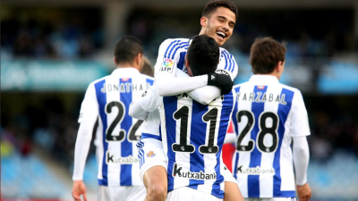 Real Sociedad vs. Levante