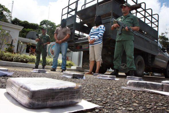 En estas acciones se han detenido alrededor de nueve mil personas por el...