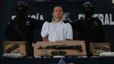 Autoridades mexicanas anunciaron la detención de Édgar Huerta Montiel, a...