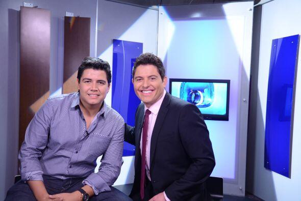 """Orlando Segura del """"Escándalo TV"""" también se dio su pasadita por los est..."""