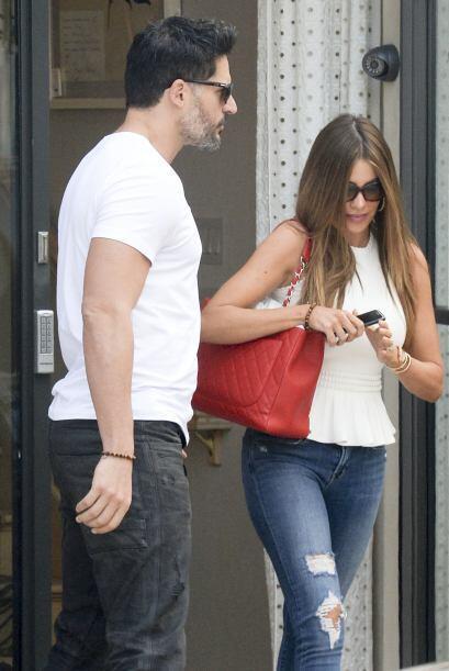 Hace unos días las cámaras los captaron paseando por Miami.