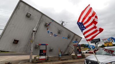 En fotos: Así castigó el huracán Matthew la costa este de EEUU