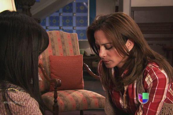 Luzma le comunica a Camila la decisión que tomado: dejar La Malqu...