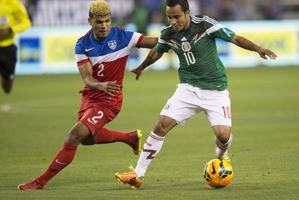 Una lesión dejó fuera del Mundial de Brasil a Luis Montes, pero no dudam...