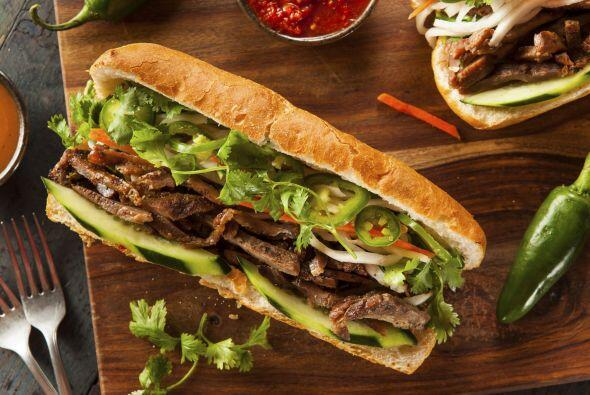 Si quieren preparar un sándwich un poco más consistente puedes optar por...
