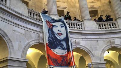 Los dreamers han estado presionando a los congresistas para que resuelva...